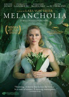 Melancholia (2011), świetny film, ze znakomitą rolą Kirsten Dunst!