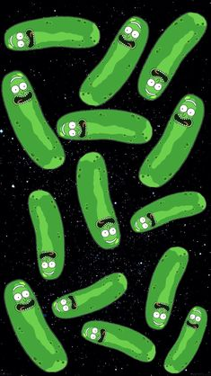 Pickle Riiiiiiick. Rick and Morty ❤️ #RickAndMorty #PickleRick #Fondos #Wallpaper #Iphone #Rick&Morty #WubbaLubbaDubDub