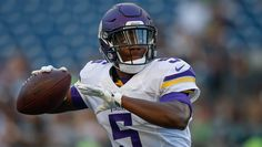 What TV Channel is the Vikings-Chargers Preseason Game on? - http://wp.me/p59zQO-6Qr