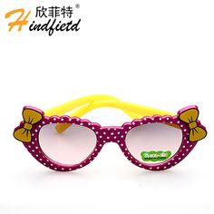Fashion Colorful Cartoon Children Sunglasses Boys/Girls Gafas Oculos Toad glasses pc frame UV400 Anti-UV Like and Share if you agree! Visit us