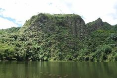 Laguna  Tabacal La Vega Cundinamarca Colombia