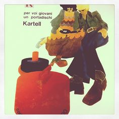 Kartell Museum: ADV from the 70ies