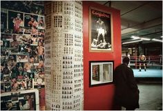 Gym Photos, Boxing Gym, Madison Square Garden, Home Projects, Photo Wall, Collage, Board, Photograph, Collages