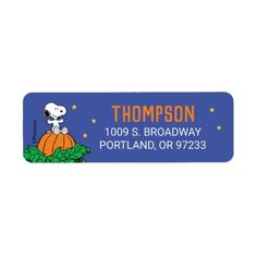 Snoopy and Pumpkin First Birthday Label: Snoopy and Pumpkin First Birthday Label $3.30 by peanuts Pumpkin First Birthday, Fall Birthday, Birthday Party Invitations, Birthday Party Decorations, Charlie Brown Characters, Snoopy Birthday, Customized Gifts, First Birthdays, Label