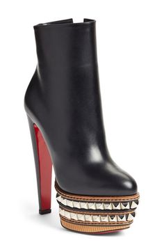 christian louboutins replicas - Christian Louboutin Fringed Suede Booties | My Womens Style ...