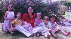 """""""Soy mamá de 8 hijos, y no me arrepiento"""""""