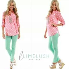 How cute is this outfit? #cute #outfit #wedges