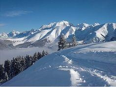 St Gervais-les-Bains, Haute Savoie