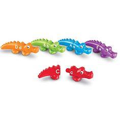 Learning Resources Snap-n-Learn Alphabet Alligators Learn... https://smile.amazon.com/dp/B00I0CECYU/ref=cm_sw_r_pi_dp_x_AkFFzbH8500YH