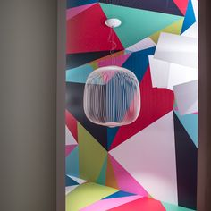 Italian Lighting, Illusions, Cool Designs, Lights, Projects, Color, Lamps, Ceiling, Floor Lamps