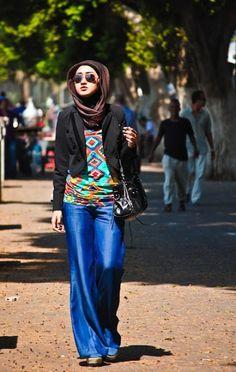 Dian Pelangi Former Wear Veil Collection 2013 & Modern Muslim Hijab Fashion