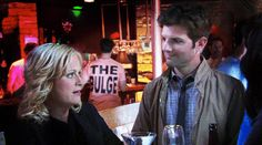 """25 Heartwarming Ben And Leslie Moments From """"Parks & Recreation"""" Parks And Rec Cast, Parks N Rec, Parks And Recreation, Leslie And Ben, Best Tv Couples, Leslie Knope, Make You Cry, Movies And Tv Shows, In This Moment"""