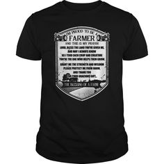 I AM PROUD TO BE A FARMER T SHIRTS - I AM PROUD TO BE A FARMER T SHIRTS (Farmer Tshirts)