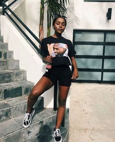 Outfits and flat lays we fell in love with. See more ideas about Casual outfits, Cute outfits and Fashion outfits. Fashion Trends, Latest Fashion Ideas and Style Tips. Chill Outfits, Swag Outfits, Short Outfits, Trendy Outfits, Summer Outfits, Fashion Outfits, Latest Outfits, Classy Outfits, Fashion Clothes