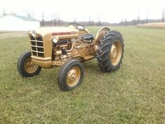 1959 Ford Gold Demo