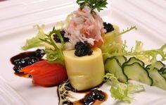 Tofu Dessert, Caviar, Panna Cotta, Fish, Fruit, Ethnic Recipes, Desserts, Tailgate Desserts, Dulce De Leche