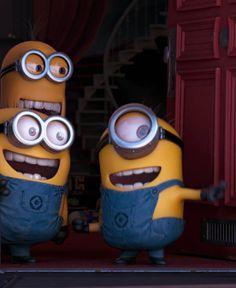 Minions: The Rise of Gru in theaters July Bad Minion, Happy Minions, Minion Rush, Despicable Minions, Minions Love, Minion Jokes, Minions Quotes, Minion Stuff, Funny Greek Quotes
