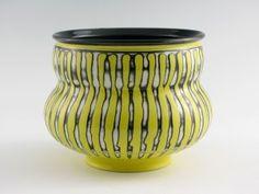 Resultado de imagen de jim gottuso pottery Shellac resist