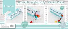freebie Buntstiftebox