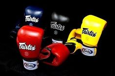 Fairtex Universal Breathable Boxing Gloves Tight-Fit Design
