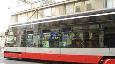 tram Škoda 15T #tram #praha #prague