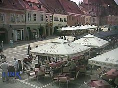 Brasov - Romania Live webcams City View Weather - Euro City Cam Brasov Romania, Euro, Street View, Weather, Live, Weather Crafts