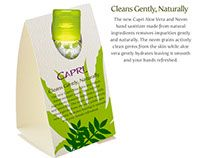 Capri Hand Sanitizer
