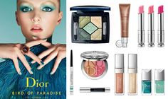 Summer 2013 Cosmetic Collections Dior Bird of Paradise