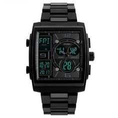 Watches Digital Watches Painstaking Sports Watches Men Pedometer Calorie Digital Watch Compass Thermometer Mens Wrist Watch Brand Outdoor Relogio Masculino Skmei