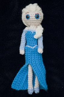 Elsa from Frozen  I think I am going to try this one next
