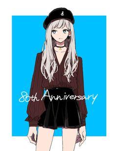 Cool Anime Girl, Pretty Anime Girl, Beautiful Anime Girl, Kawaii Anime Girl, Anime Art Girl, Female Character Design, Cute Anime Character, Character Outfits, Character Art