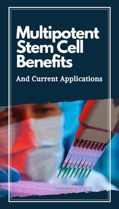 Multipotent stem cell research has come to the fore. Find out all you need to know about these special stem cells. Alternative Health, Alternative Medicine, Stem Cell Research, Holistic Care, Health Practices, Regenerative Medicine, Chiropractic Care, Naturopathy, Infancy