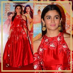 Alia Bhatt, Varun Dhawan, Badrinath Ki Dulhaniya trailer launch, MyFashgram