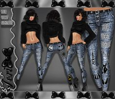 ✿☆ ¸. • * ¨ * • ☆NEW IN MY SHOP!!!☆ ¸. • * ¨* • ✿ ✮WORST NIGHTMARE JEANS BUNDLE: http://www.imvu.com/shop/product.php?products_id=35241734 *Comes with jeans, sweater, and boots. ✿My Full Catty: http://www.imvu.com/shop/web_search.php?manufacturers_id=95572994 ✿SellingBeauty Catty: http://www.imvu.com/shop/web_search.php?manufacturers_id=102695625 ✿☆ ¸. • * ¨ * • ☆NEW IN MY SHOP!!! ¸. • * ¨* • ☆✿