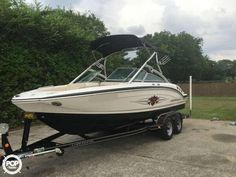 2011 CHAPARRAL 216 SSI MERCRUISER WAKE TOWER TIME FOR FUN