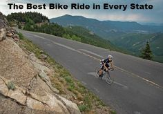 The Best Bike Ride in Every State: From climbs over majestic mountain passes to blissful Sunday beach cruises, truly great cycling routes can be found in all 50 states, from Maine to Hawaii. Make plans to ride as many as you can.
