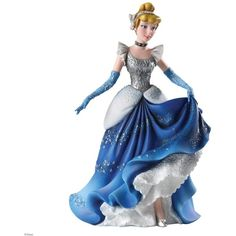 Disney Showcase Collection Haute Couture Cinderella Figurine 4031544 (150 BRL) ❤ liked on Polyvore featuring home, home decor, disney figure, disney home decor, princess figurines, disney figurines and disney