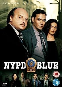 My Favorite TV Shows of All Time: M*A*S*H --NYPD Blue -- Third Watch -- Cagney & Lacey