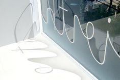 virth+LIM Interior Windows, Cafe Interior, Office Interior Design, Wayfinding Signage, Signage Design, Window Graphics, Window Signs, Clinic Design, Sign Display