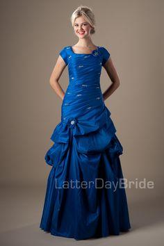 Modest Prom Dresses : Sadie