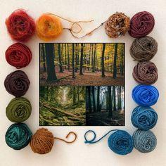 Weave the World - Woodlands - Weaving Kit Weaving Tools, Weaving Projects, Loom Weaving, Hand Weaving, Brown Sheep Yarn, Fibre And Fabric, Muslin Bags, Weaving Patterns, Tapestry Weaving