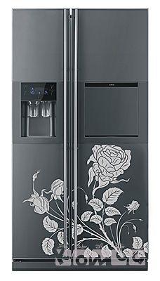 rose-stiker Fridge Decor, Diy Kitchen, Decals, Sweet Home, Indoor, Rose, Bedroom Ideas, Cricut, Furniture