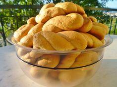 MARI PLATEAU: Κουλουράκια πορτοκαλιού νηστίσιμα