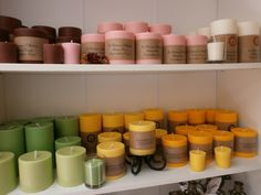Part of my previous candle range. new ones coming.