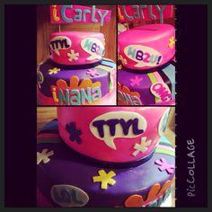 Icarly cake