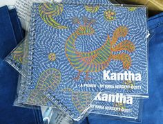 Ode to Kantha – The Simple Running Stitch Exhibits a Lot of Potential | Anna Hergert, Art & Design; interesting article but a tutorial on the outline stitch