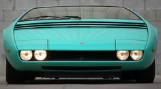 Bizzarrini Manta Concept
