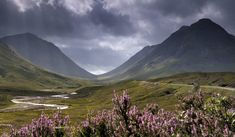 Glencoe is home to 8 of the Trust's 46 Munros (Scottish mountains < 3500 feet via National Trust for Scotland Highlands, Oh The Places You'll Go, Places To Visit, Botanic Gardens Edinburgh, Scottish Mountains, Lost Village, Glen Coe, Old Pub, Nature Reserve
