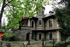 Places To Go, Mansions, House Styles, Decor, Mansion Houses, Decoration, Decorating, Manor Houses, Fancy Houses