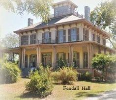 Fendall Hall, Eufaula, Al.